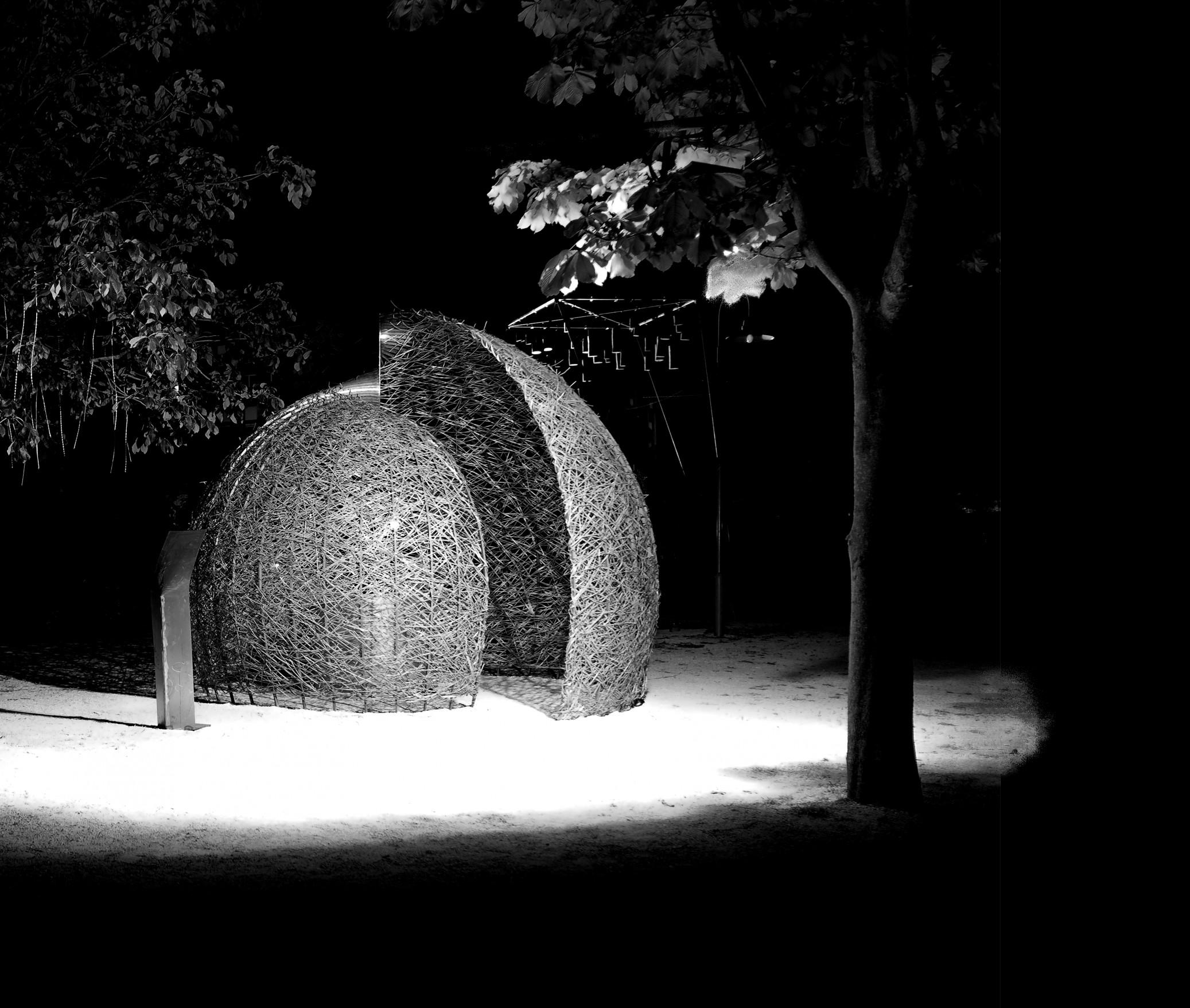 cabane conque de nuit def